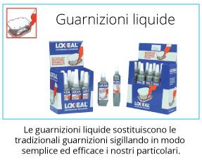 visualizza anche le guarnizioni liquide loxeal